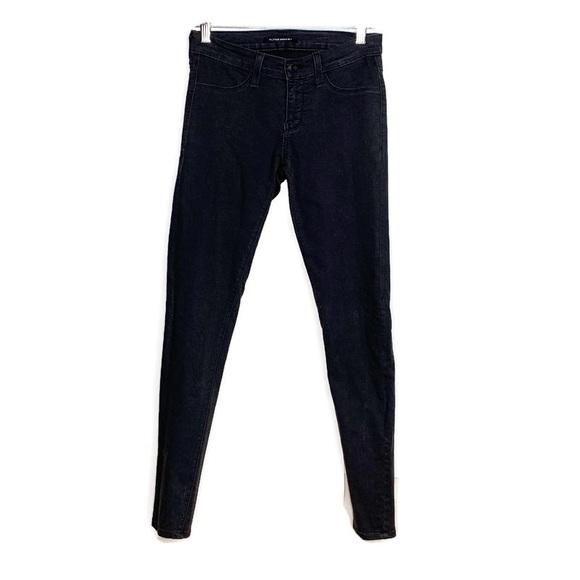 Flying Monkey Denim - Flying Monkey Super Stretchy Black Skinny Jeans